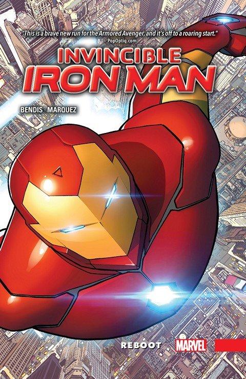 Invincible Iron Man Vol. 1 – Reboot (TPB) (2016)