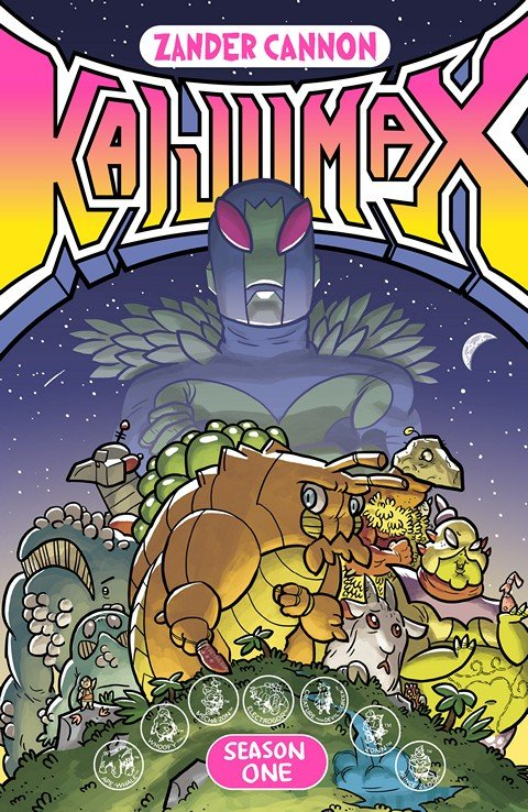 Kaijumax Season One – Terror and Respect