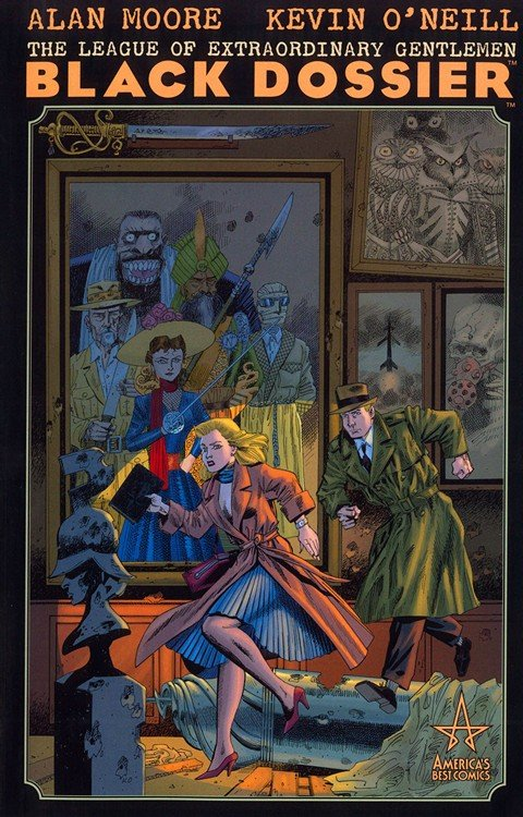 League of Extraordinary Gentlemen – The Black Dossier