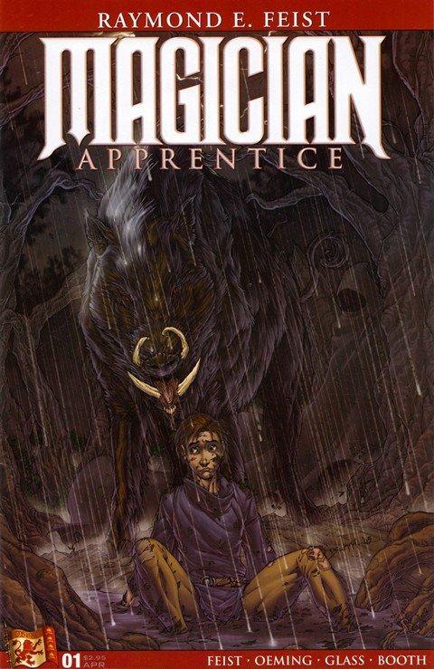 Magician – Apprentice #1 – 12 (2006-2008)