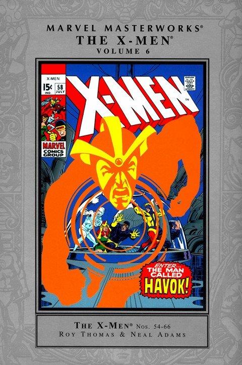 Marvel Masterworks Uncanny X-Men Vol. 3 – 6