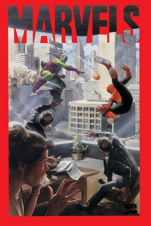 Marvels #0 – 4