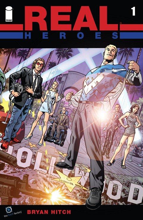 Real Heroes #1 – 4 (2014)