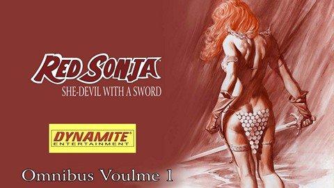 Red Sonja Omnibus Vol. 1 (2010)