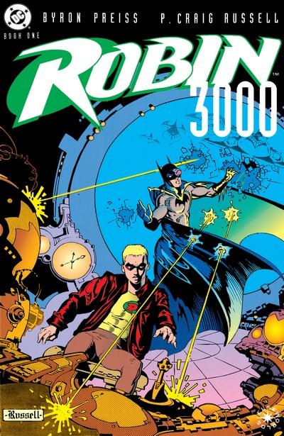 Robin 3000 #1 – 2 (1993)