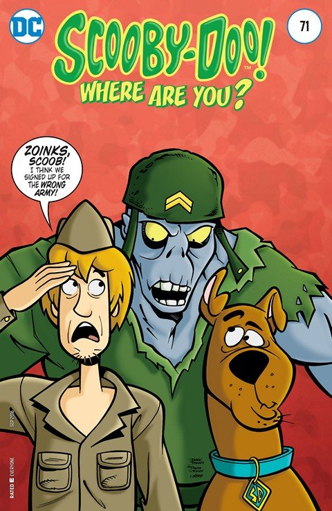 Scooby-Doo – Where Are You #71