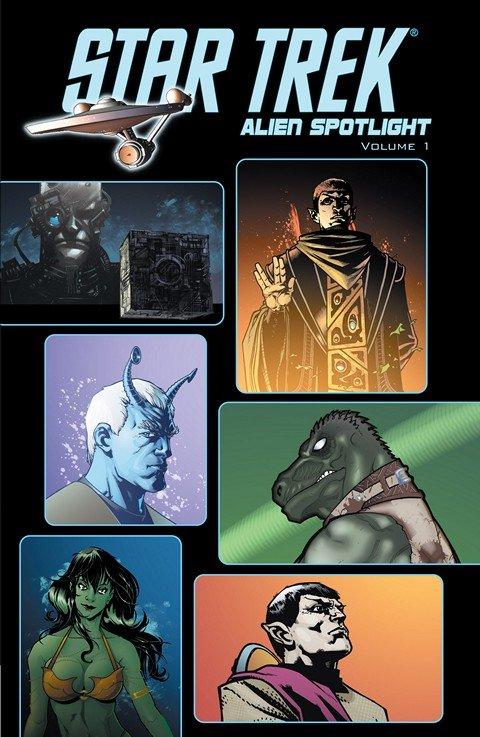 Star Trek Alien Spotlight Vol. 1 – 2