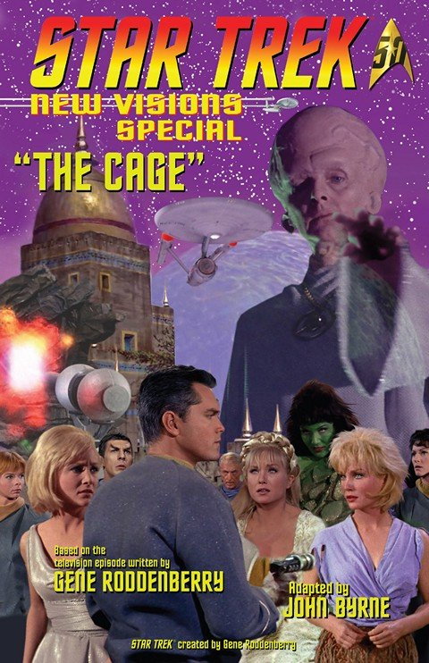 Star Trek New Visions Special – The Cage