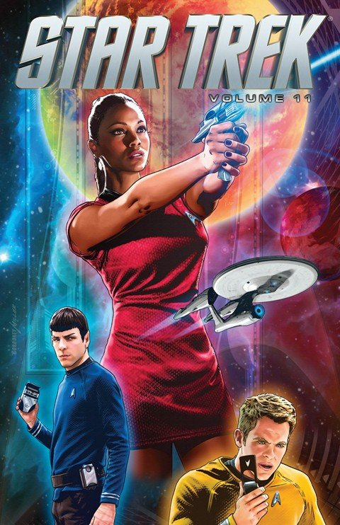 Star Trek Vol. 11 (TPB) (2016)