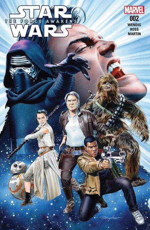 Star Wars – The Force Awakens Adaptation #2