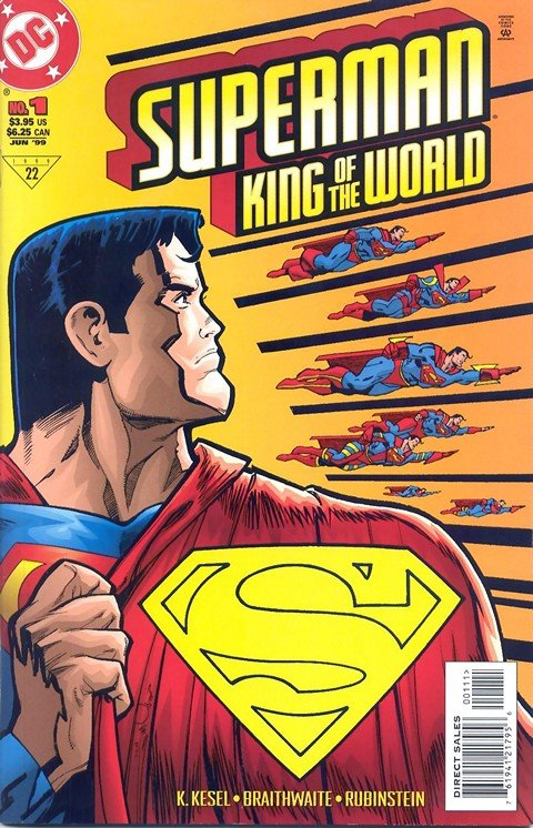 Superman – King Of The World