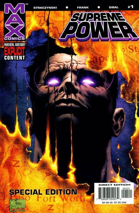 Supreme Power (Collection) (1985-2008)