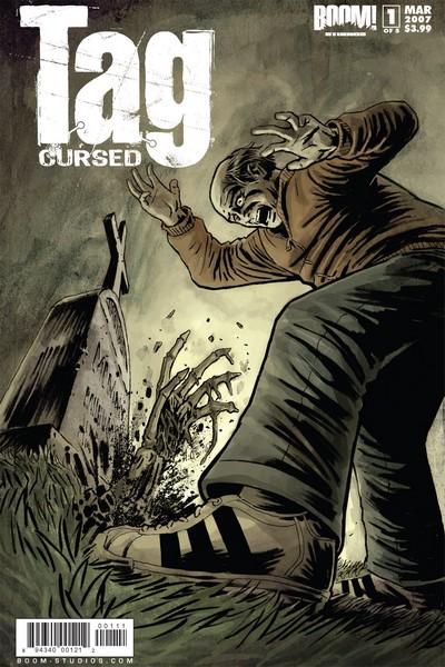 Tag – Cursed #1 – 5 (2007)