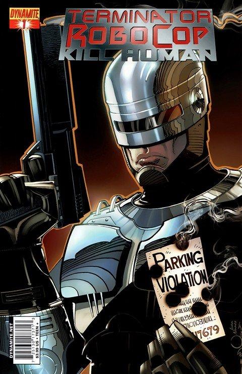 Terminator-Robocop – Kill Human #1 – 4