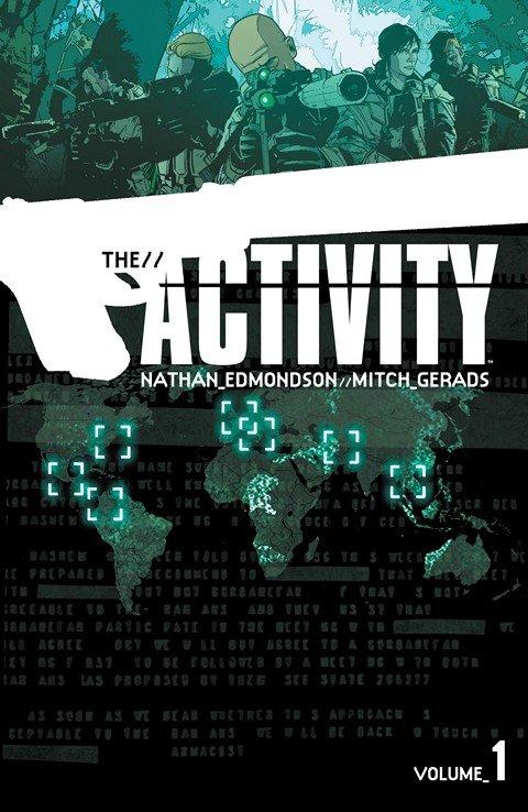 The Activity #1 – 16 + TPB Vol. 1 – 3