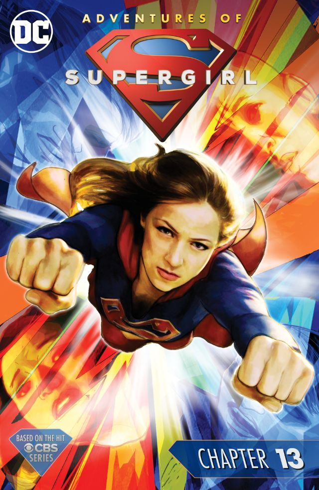 The Adventures of Supergirl #13