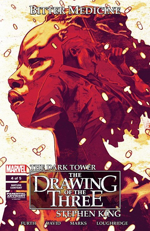 The Dark Tower – The Drawing of the Three – Bitter Medicine #4
