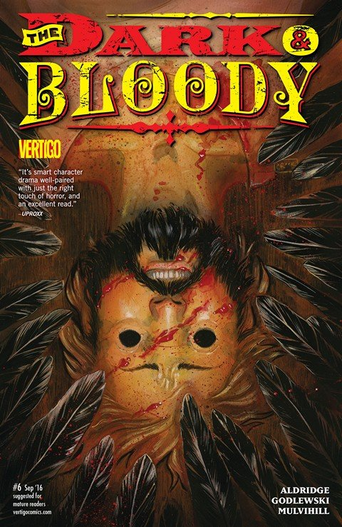 The Dark and Bloody #6