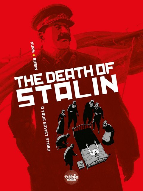 The Death of Stalin #1 – 2