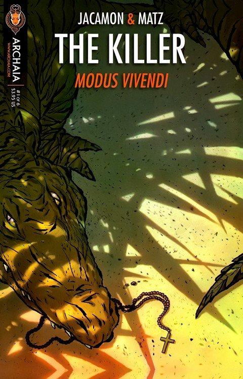 The Killer – Modus Vivendi #1 – 6