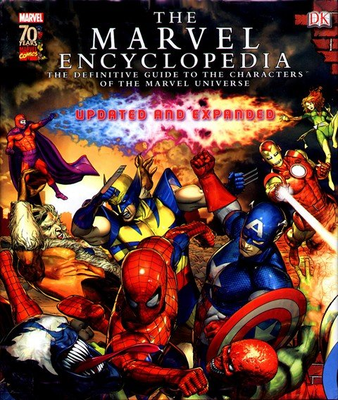 The Marvel Encyclopedia – Expanded and Updated