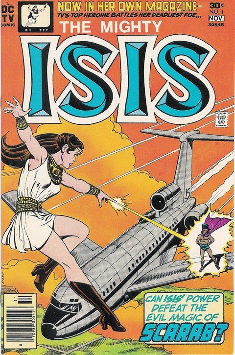 The Mighty Isis #1 – 8