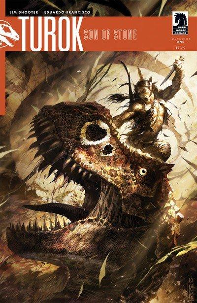 Turok, Son of Stone #1 – 4 (2010-2011)