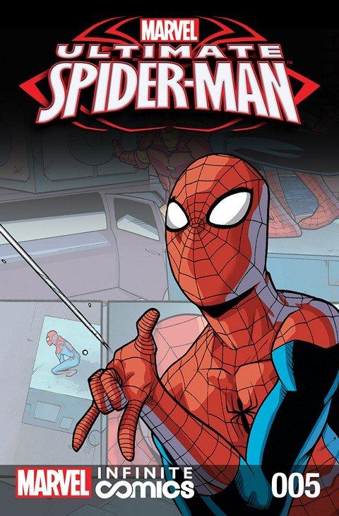 Ultimate Spider-Man Infinite Comic #5