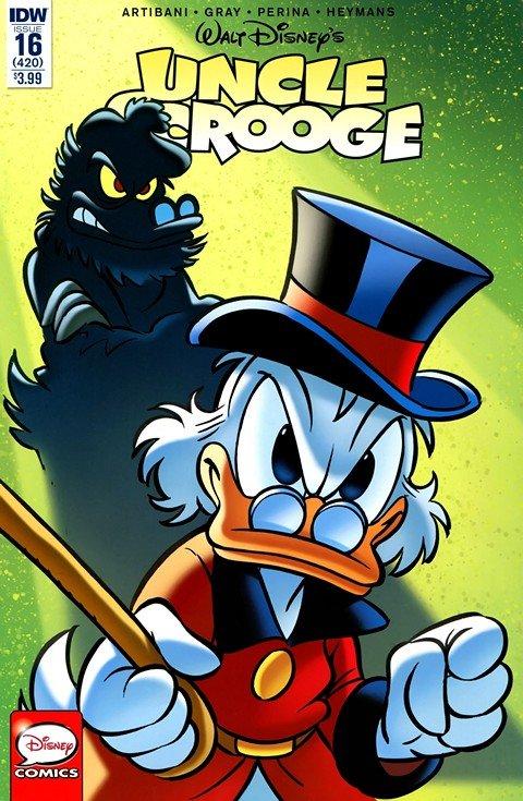 Uncle Scrooge #16 (2016)