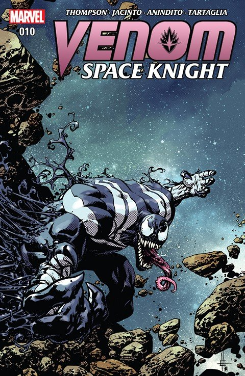 Venom – Space Knight #10