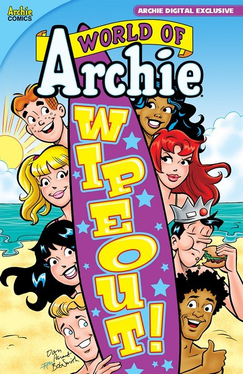 World of Archie – Wipeout!