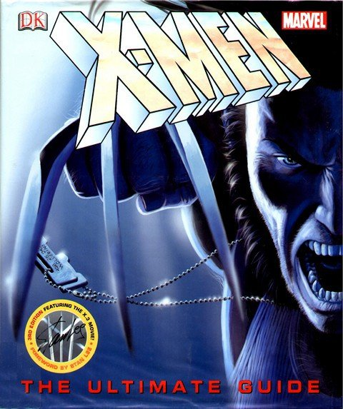 X-Men – The Ultimate Guide