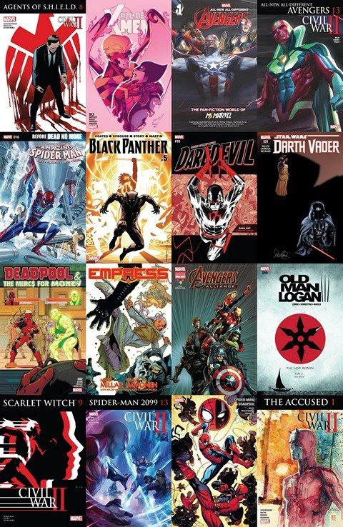 2016.08.10 Marvel Week+