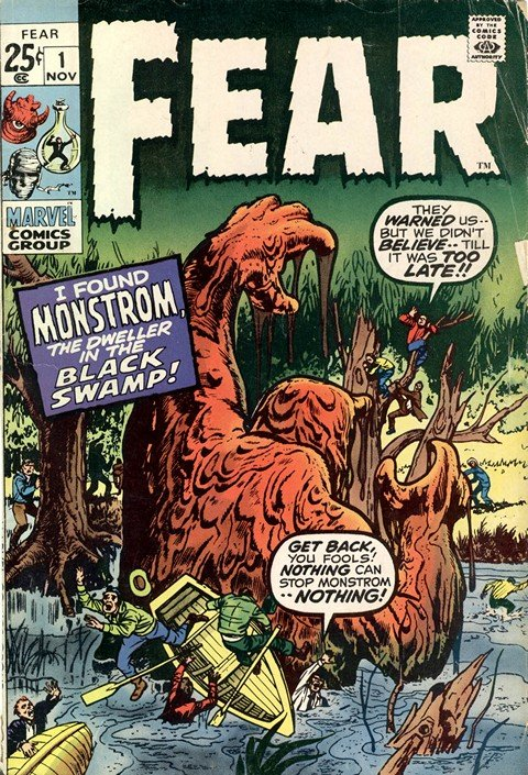 Adventure Into Fear #1 – 31