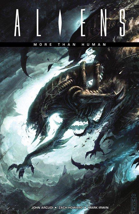 Aliens – More than Human