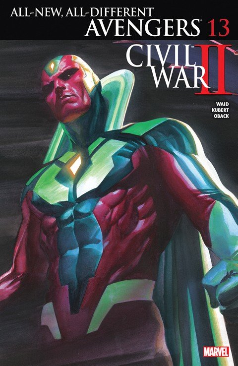 All-New – All-Different Avengers #13