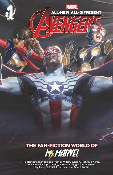All-New – All-Different Avengers Annual #1 (2016)