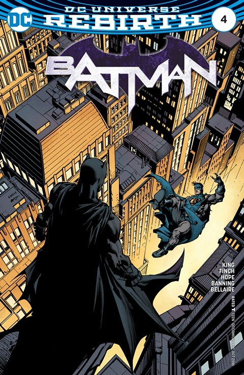 Batman #4 (2016)