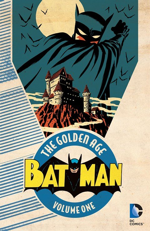 Batman – The Golden Age Vol. 1 (2016)