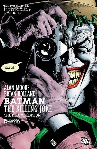 Batman The Killing Joke The Deluxe Edition 2008 Getcomics