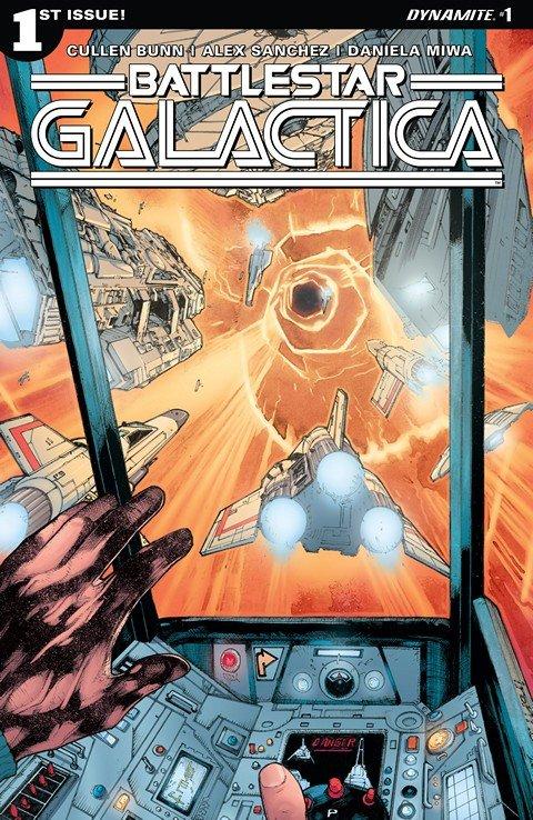 Battlestar Galactica (Classic) #1 (2016)