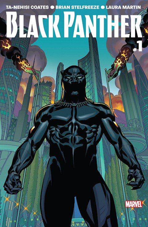 Black Panther #1 – 5 (2016)