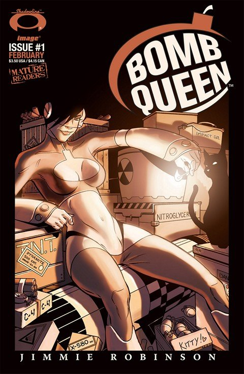 Bomb Queen (Collection) (Vol 1 – 7 + Extras)