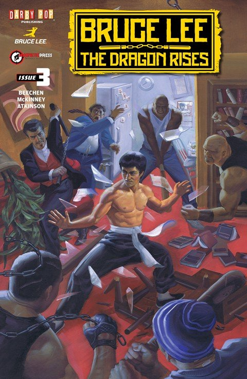 Bruce Lee – The Dragon Rises #3