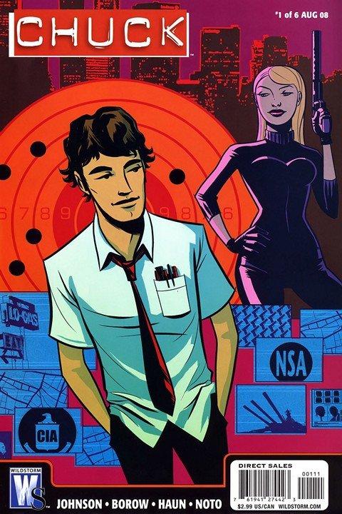 Chuck #1 – 6 (2008)