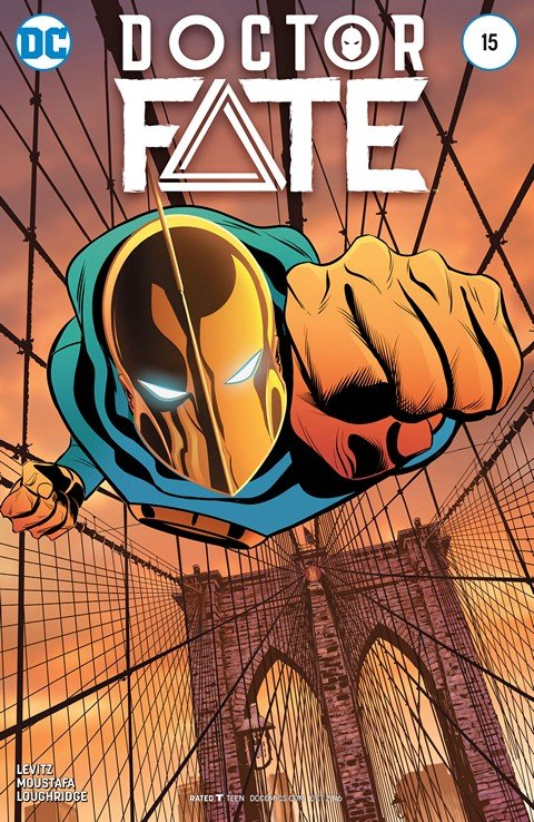 Doctor Fate #15 (2016)