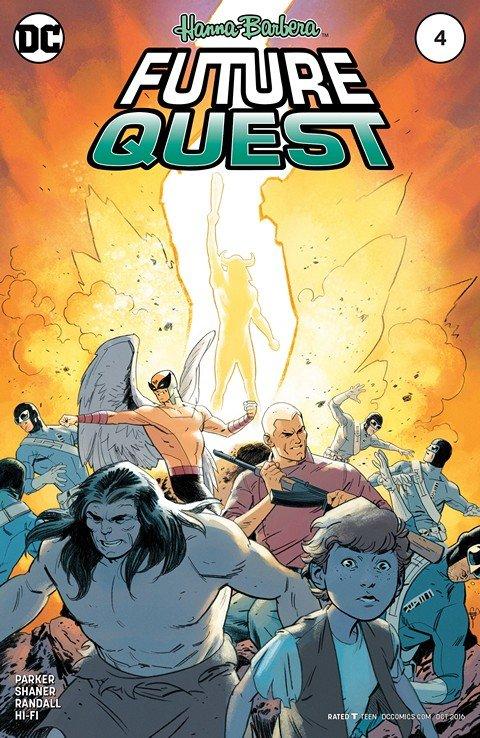 Future Quest #4 (2016)