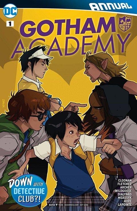 Gotham Academy Annual #1 (2016)