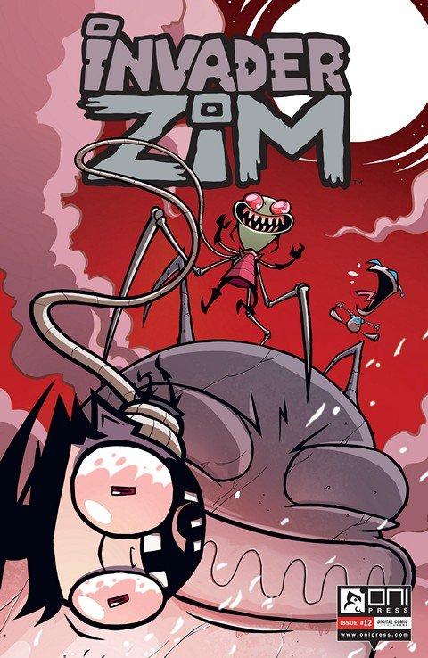Invader Zim #12 (2016)
