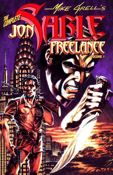 Jon Sable – Freelance (Collection)